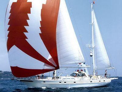 Jongert 20 ds Jongert 20ds sailing yacht for sale