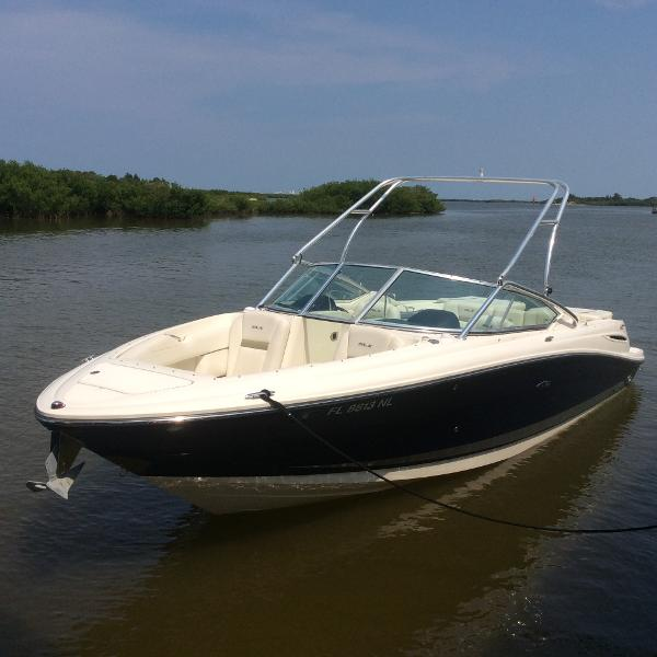 Sea ray ski and fish boats for sale for Sea ray fish