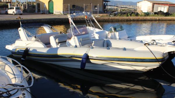 Marlin Boat MARLIN 25 EFB IMG_3189