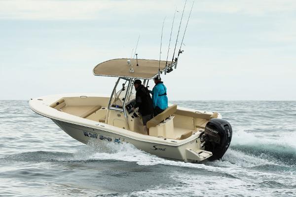 Scout 195 Sportfish Manufacturer Provided Image