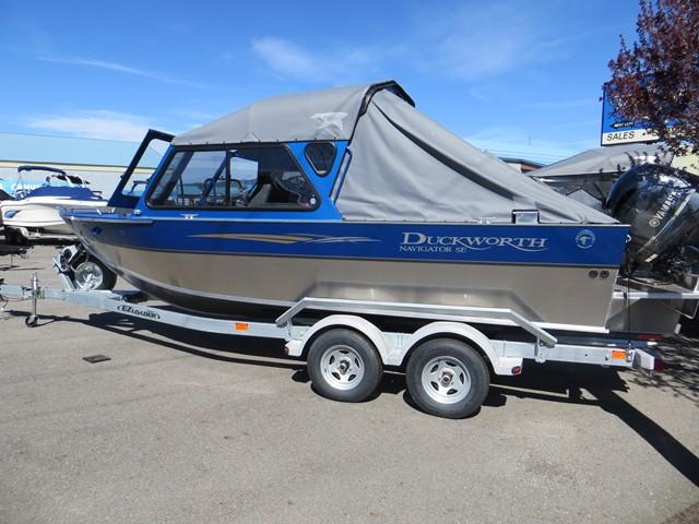 Duckworth 215 Pacific Navigator SE