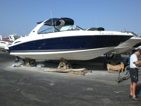 Sea Ray 290 Select EX MANZANITA