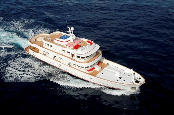 Terranova Yachts 115