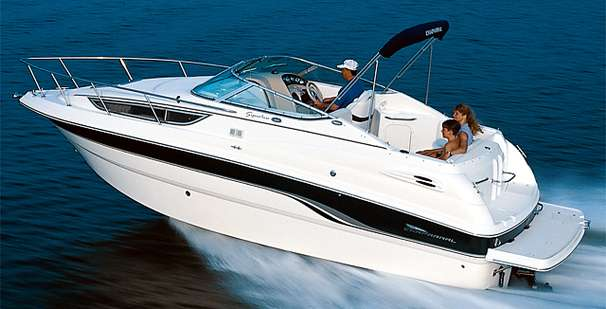 Chaparral Signature 260 Manufacturer Provided Image