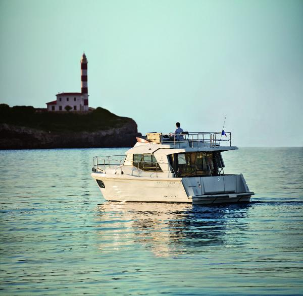 Beneteau Swift Trawler 30 Manufacturer Provided Image