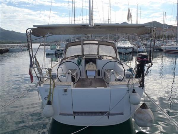 Dufour Yachts 405 Grand Large 1
