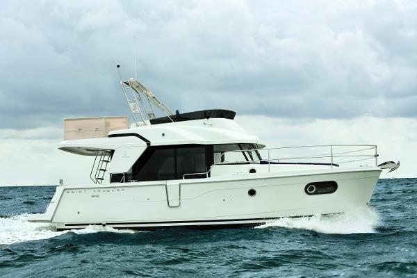 Beneteau Swift Trawler 35 Manufacturer Provided Image