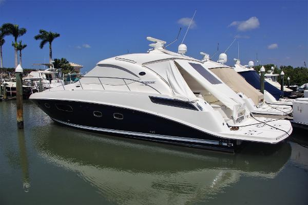 Sea Ray 470 Sundancer Idle Ours