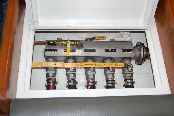 Diesel Manifold