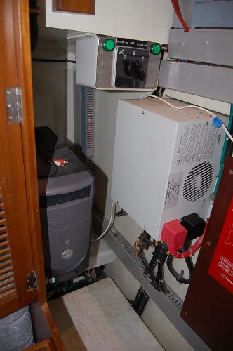 Nav Computer & Inverter