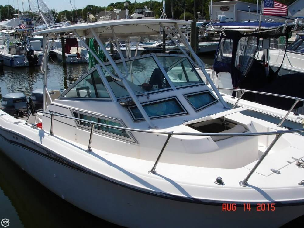Grady-White 226 Seafarer 1991 Grady-White 226 SEAFARER for sale in Waretown, NJ