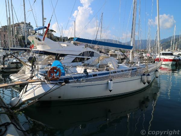 Grand Soleil Grand Soleil 52 Abayachting Cantiere del Pardo Grand Soleil 52 1