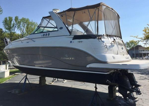 Rinker 300 Express Cruiser Main Profile