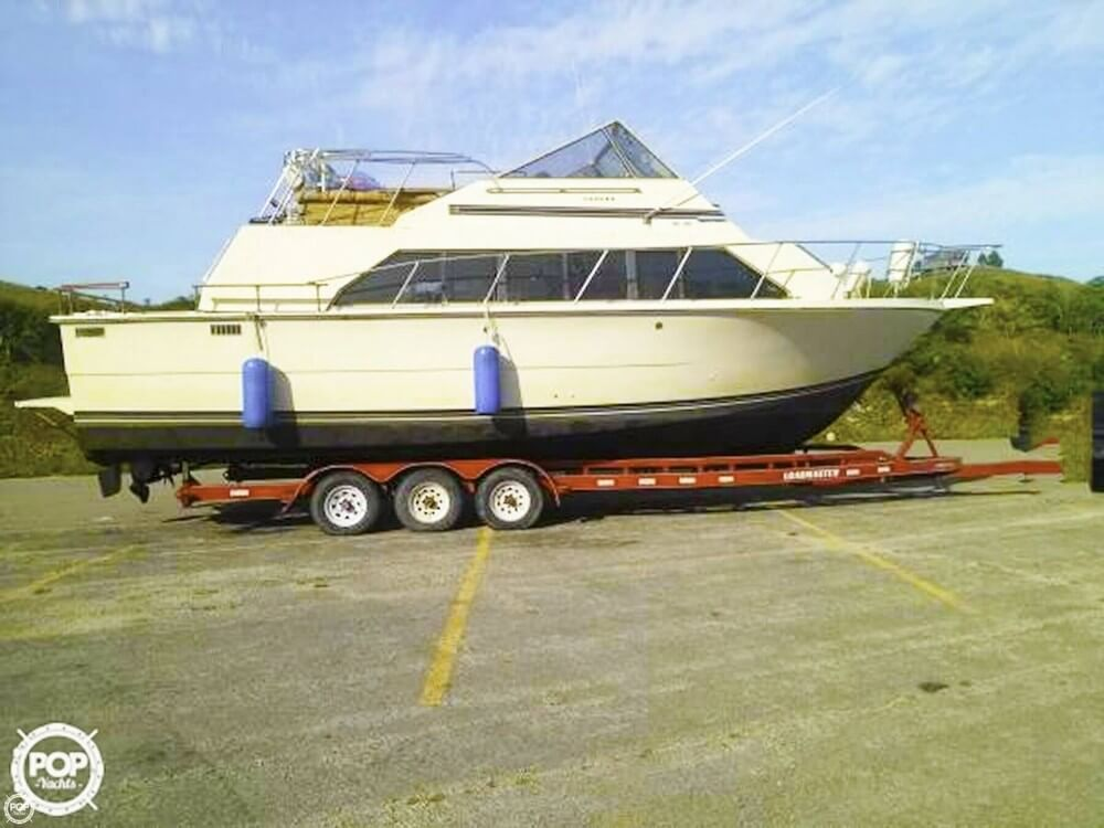 Carver Mariner 3396 1981 Carver Mariner 3396 for sale in Manhattan, KS
