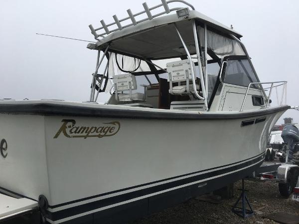Rampage Off Shore Fishing