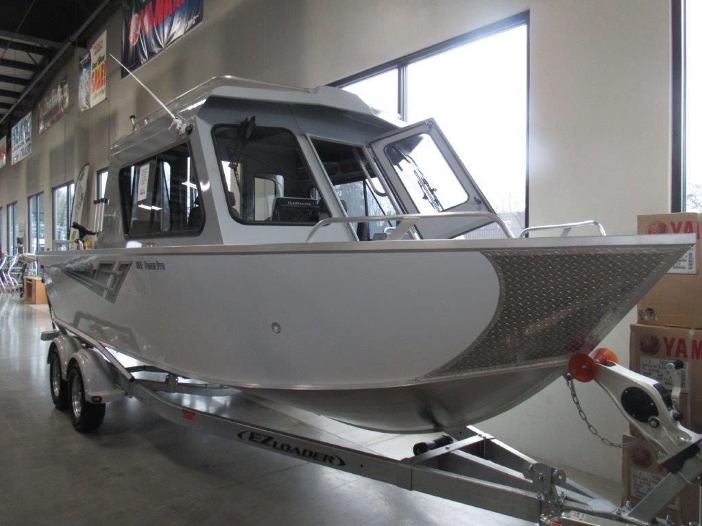 Hewescraft 220 Ocean Pro HT