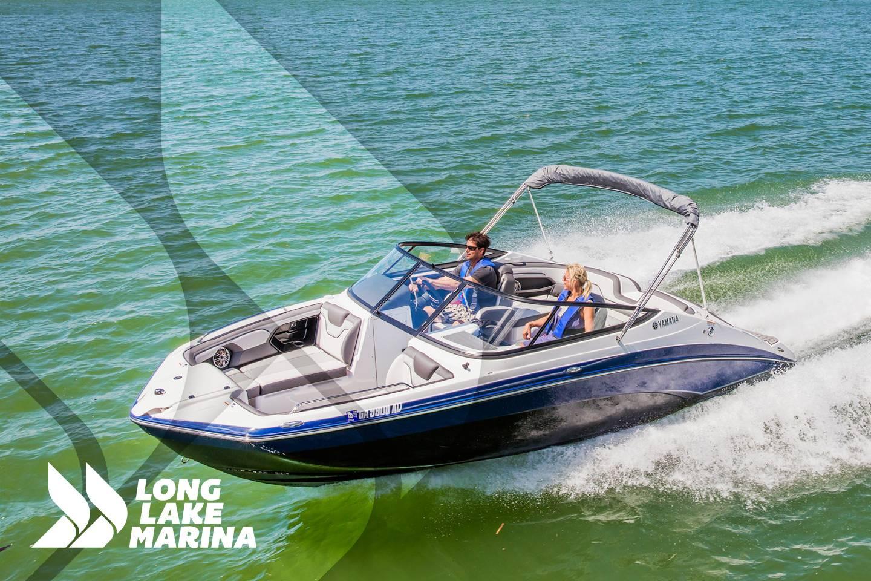 Yamaha 212 Limited