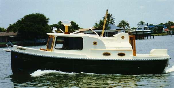 Nimble Nomad Trawler Manufacturer Provided Image