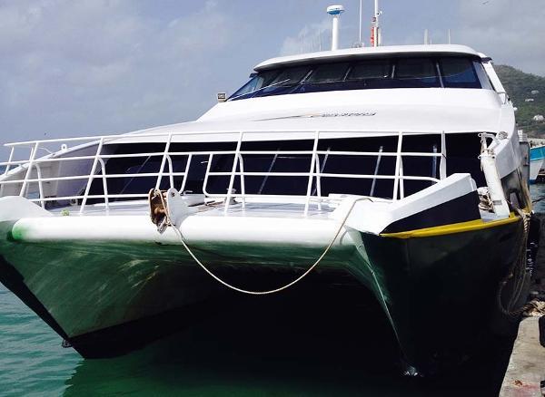 Sabre Catamarans Passenger Ferry