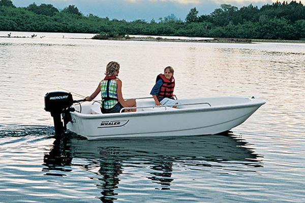 Boston Whaler 110 Tender Manufacturer Provided Image: Manufacturer Provided Image