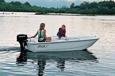 Boston Whaler 110 Tender Manufacturer Provided Image: Manufacturer Provided Image