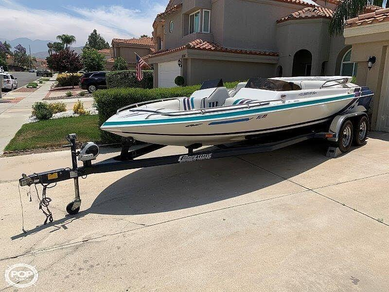 Eliminator Boats 207 Skier 1997 Eliminator 207 Skier for sale in Mentone, CA
