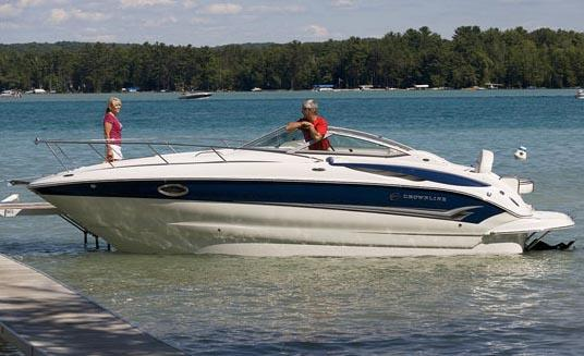 Crownline 260 CR Manufacturer Provided Image