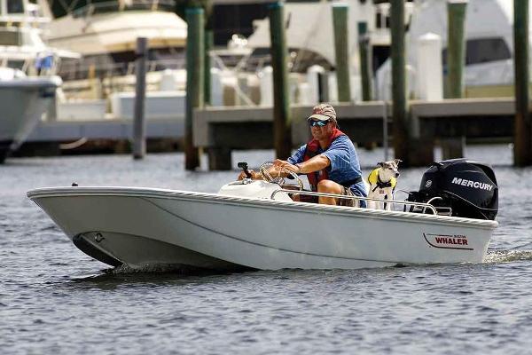 Boston Whaler 110 Sport Manufacturer Provided Image