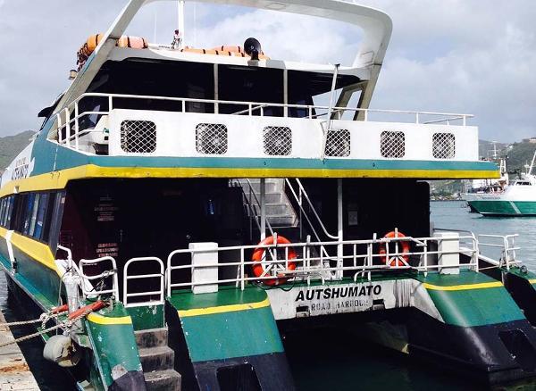 Sabre Catamarans 160 Passenger Ferry
