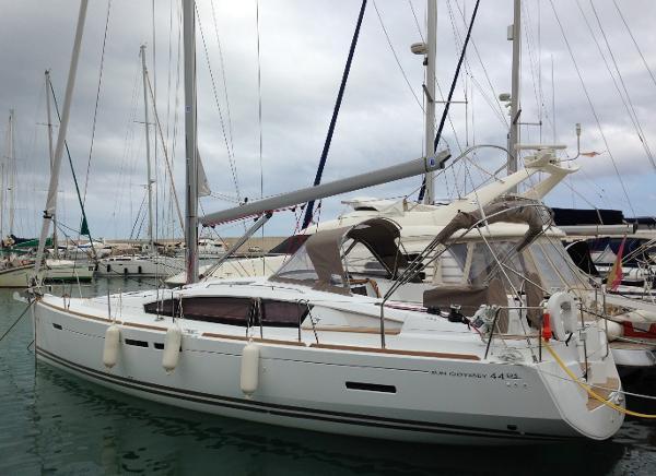 Jeanneau Sun Odyssey 44 DS Jeanneau Sun Odyssey 44DS