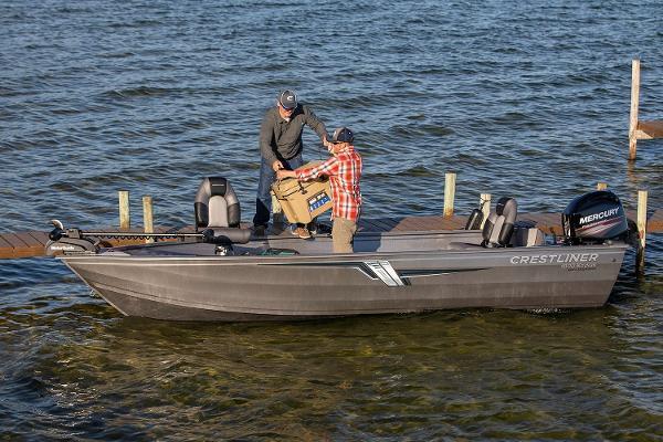 Crestliner 1800 Kodiak SC