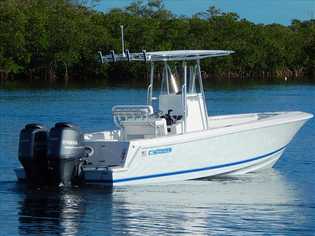 Contender Sport Fishing Boats 25T