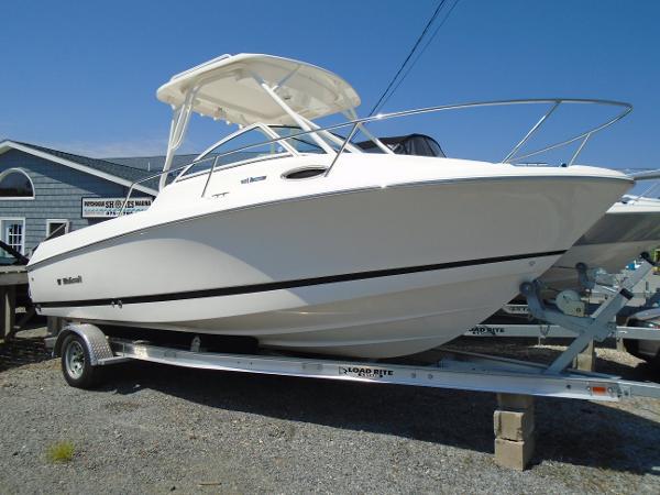 Wellcraft 220 Coastal O/B 220 Coastal w/Hardtop