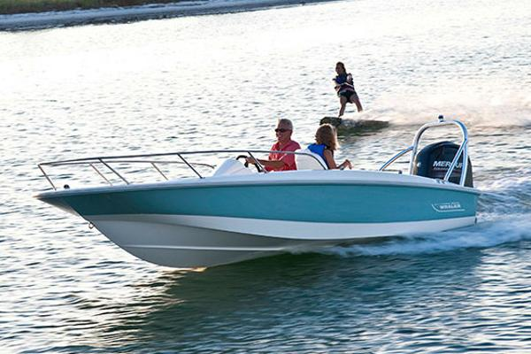 Boston Whaler 170 Super Sport Manufacturer Provided Image