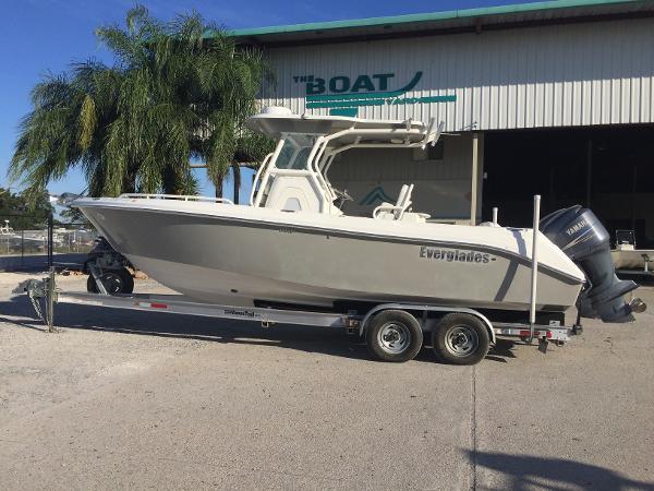 Everglades Boats 240 Cc