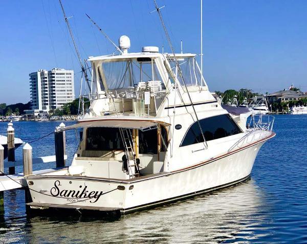 Ocean Yachts 53 Super Sport Profile