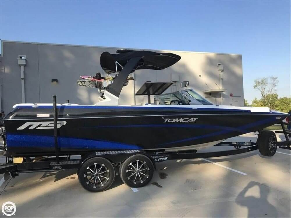Mb Sports F24 Tomcat 2017 MB Sports 24 for sale in Montgomery, TX
