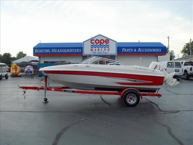 Glastron Bowrider MX 180