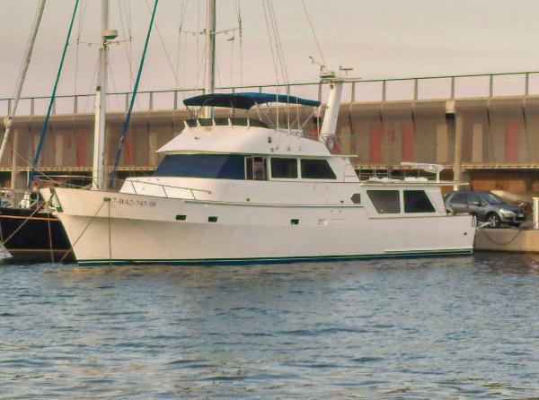Campbell Trawler 60 Campbell Trawler 60