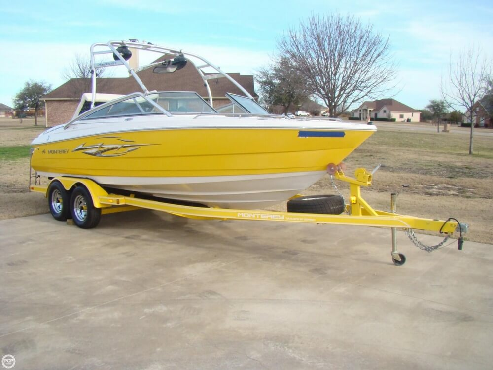 Monterey 214 Fs 2006 Monterey 214 FS for sale in Celina, TX