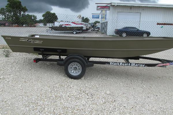 G3 Boats 1648 LW
