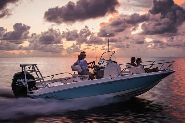 Boston Whaler 210 Dauntless Manufacturer Provided Image