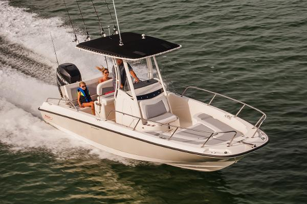 Boston Whaler 240 Dauntless Manufacturer Provided Image