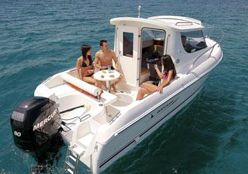 Quicksilver 670 Weekend Manufacturer Provided Image: 670 Weekend