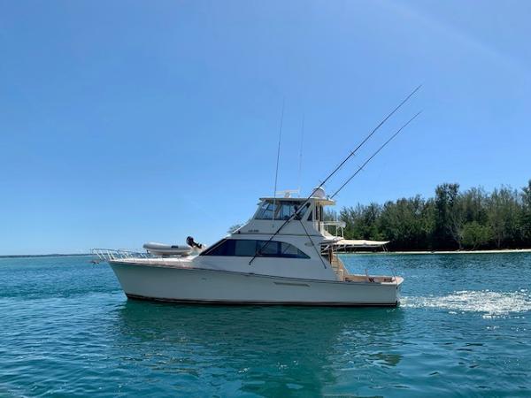 Ocean Yachts 58
