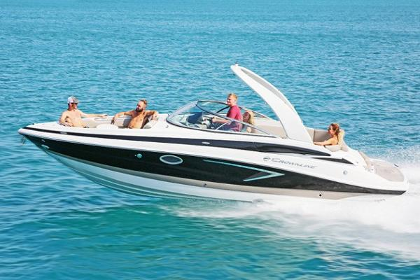 Crownline 265 SS Manufacturer Provided Image