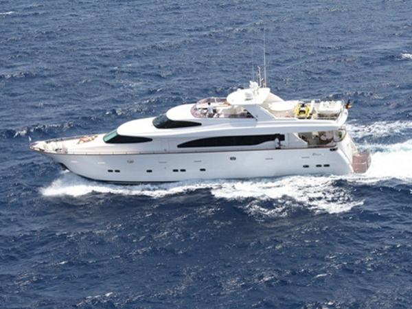 Horizon Elegance 94 Dynasty motor boat Elegance 94 Dynasty for sale