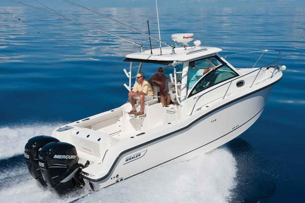 Boston Whaler 285 Conquest Manufacturer Provided Image