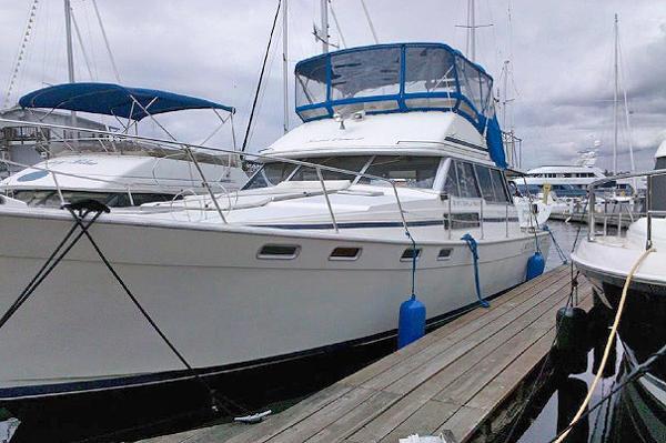 Bayliner 3818 Motoryacht main