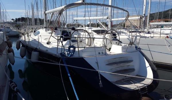 Jeanneau Sun Odyssey 54 DS (Sails 2018)